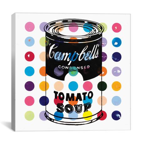 "Campbell Tomato Soup (12""W x 12""H x 0.75""D)"