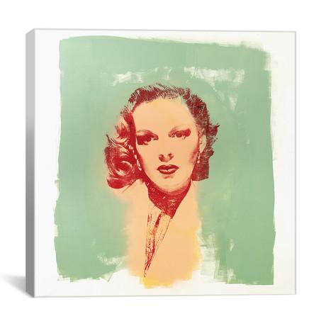 """Judy Garland (12""""W x 12""""H x 0.75""""D)"""