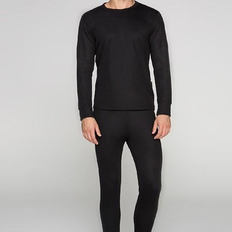 Joshua Undergarment Set // Black (S)