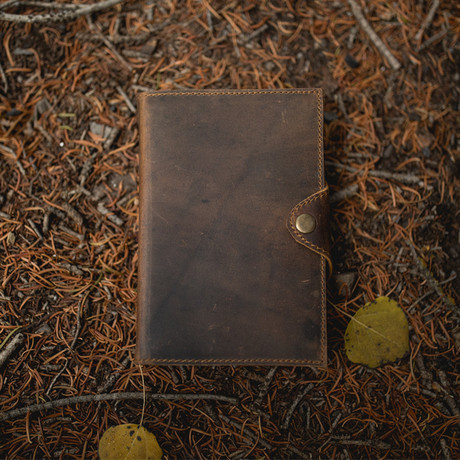Drifter Journal // Antique Brown