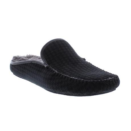 Slipper // Black (M)