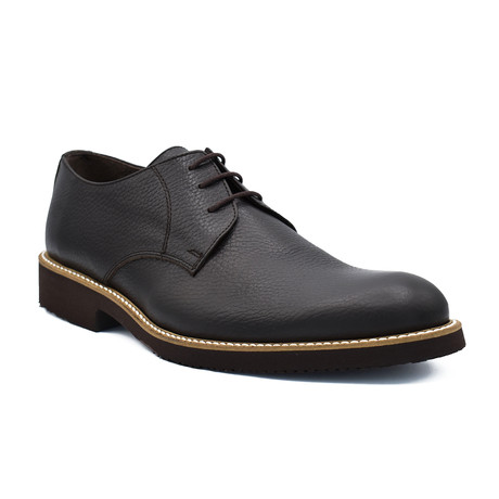 Hagen Leather Shoes // Brown (Euro: 39)