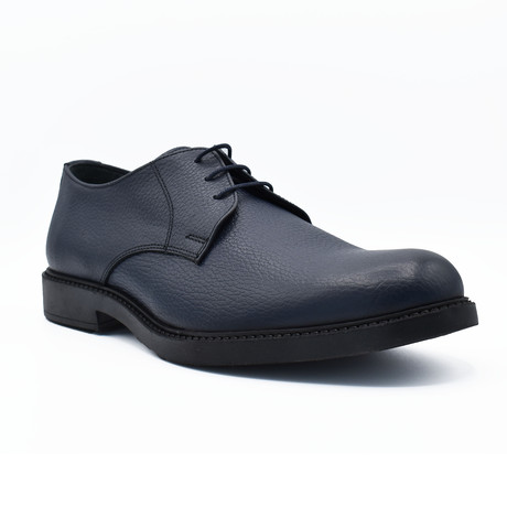 Seth Dress Shoes // Dark Blue (Euro: 39)