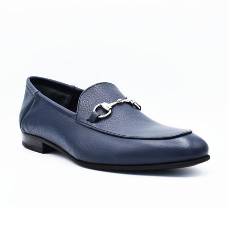 Richard Dress Shoes // Dark Blue (Euro: 39)