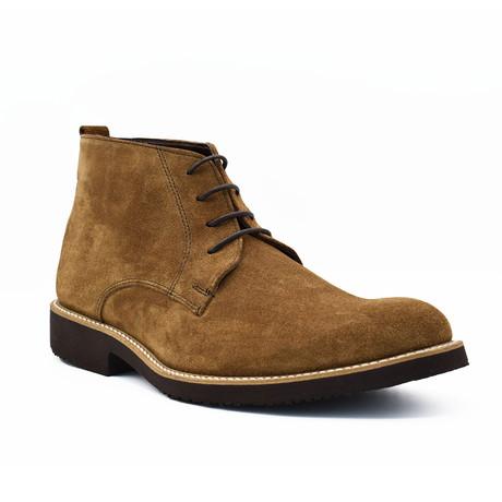 Jansen Suede Boots // Cinnamon (Euro: 39)