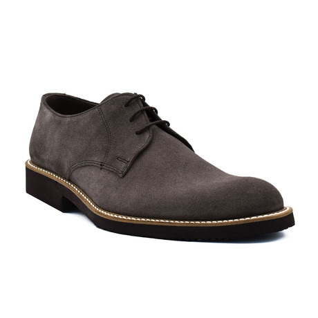 Amphion Suede Shoes // Taupe (Euro: 39)