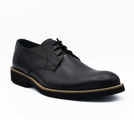 Oz Leather Shoes // Black (Euro: 39)