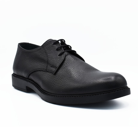 Ollie Dress Shoes // Black (Euro: 39)