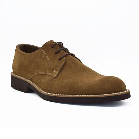 Jarl Suede Shoes // Cinnamon (Euro: 39)