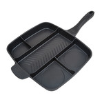 MASTERPAN 5-Section Skillet