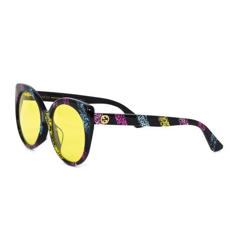 Women's Cat Eye Sunglasses // Multicolor
