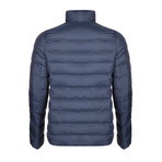 Kael Winter Coat // Navy (L)