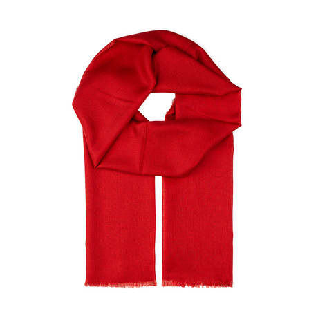 Amo Scarf  // Red