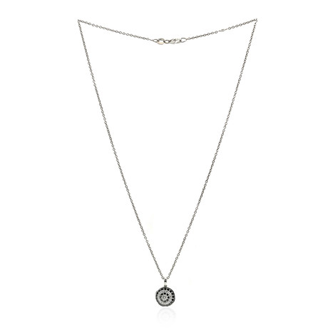 Piero Milano 18k White Gold Diamond Necklace VIII