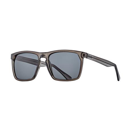 Randall Polarized Sunglasses // Gray