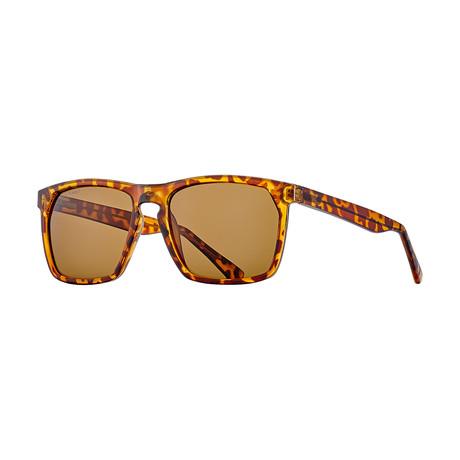 Randall Polarized Sunglasses // Brown