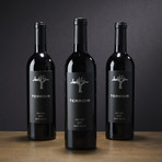Terroir Red Wine, Napa Valley // Set of 3