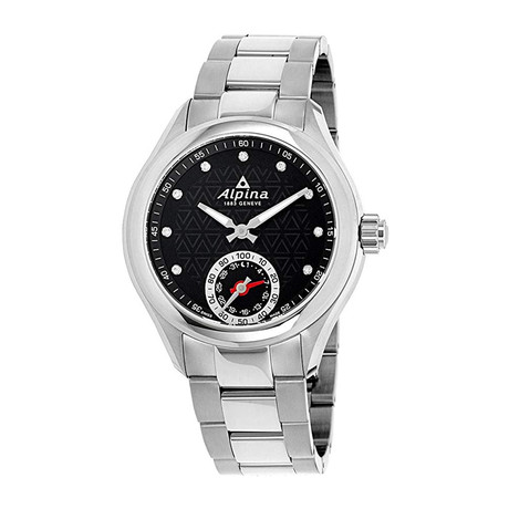 Alpina Ladies Horological Smartwatch Quartz // AL-285BTD3C6B // Store Display