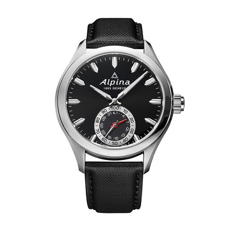 Alpina Horological Smartwatch Quartz // AL-285BS5AQ6 // Store Display