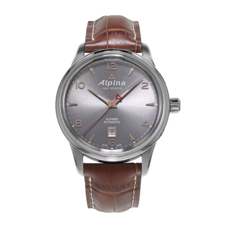Alpina Alpiner Automatic // AL-525VG4E6 // Store Display