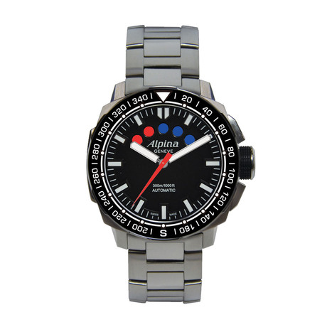 Alpina Extreme Sailing Regatta Timer Automatic // AL-880LB4V6B // Store Display