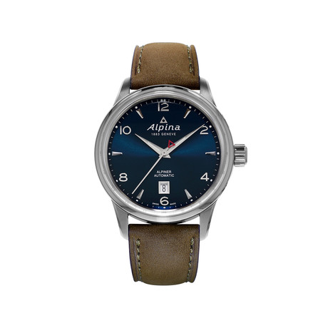 Alpina Alpiner Sunray Automatic // AL-525N4E6 // Store Display