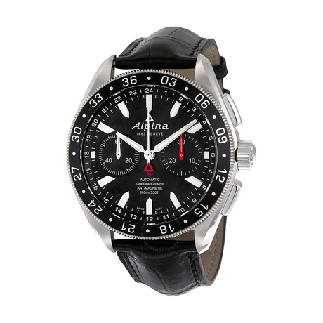 Alpina Alpiner 4 Chronograph Automatic // AL-860X5AQ6 // Store Display