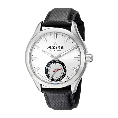 Alpina Horological Smartwatch Quartz // AL-285S5AQ6 // Store Display