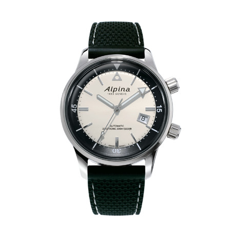 Alpina Seastrong Diver Heritage Automatic // AL-525S4H6 // Store Display