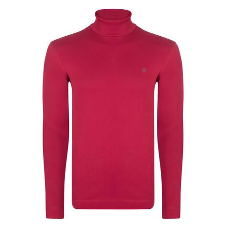 Marco Long Sleeve T-Shirt // Bordeaux (S)