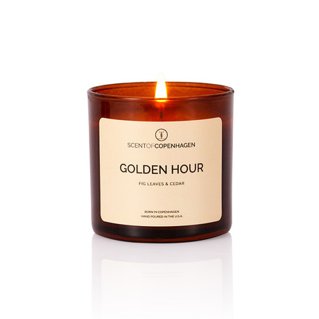 GOLDEN HOUR // Fig Leaves + Cedar (5 oz)