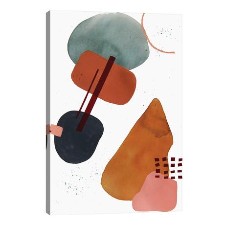 """Pendulum Swing // Kayados Art (12""""W x 18""""H x 0.75""""D)"""