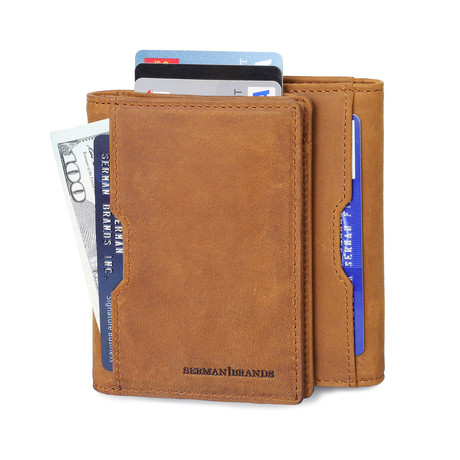 1.S Wallet // Canyon Red