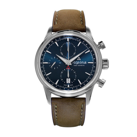 Alpina Alpiner 4 Chronograph Automatic // AL-750N4E6 // Store Display