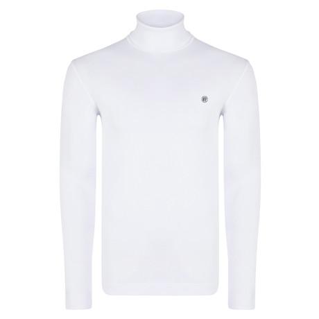 Maddison Long Sleeve T-Shirt // White (S)