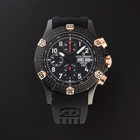 Revue Thommen Airspeed Xlarge Chronograph Automatic // 16071.6884
