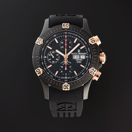 Revue Thommen Airspeed Xlarge Chronograph Automatic // 16071.6887