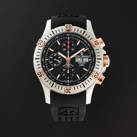 Revue Thommen Airspeed Xlarge Chronograph Automatic // 16071.6859