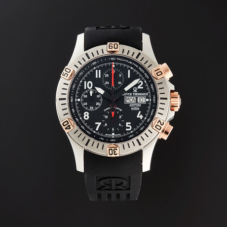 Revue Thommen Airspeed Xlarge Chronograph Automatic // 16071.6854