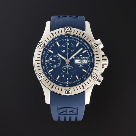 Revue Thommen Airspeed Xlarge Chronograph Automatic // 16071.6825 // New
