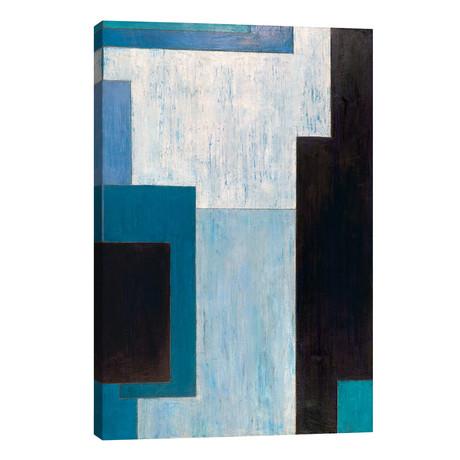 "Blue Soul // Stephen Cimini (12""W x 18""H x 0.75""D)"