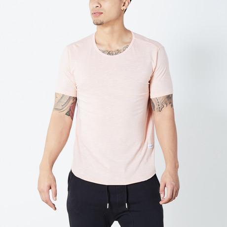 4 Corners Tee // Pink Lemonade (S)