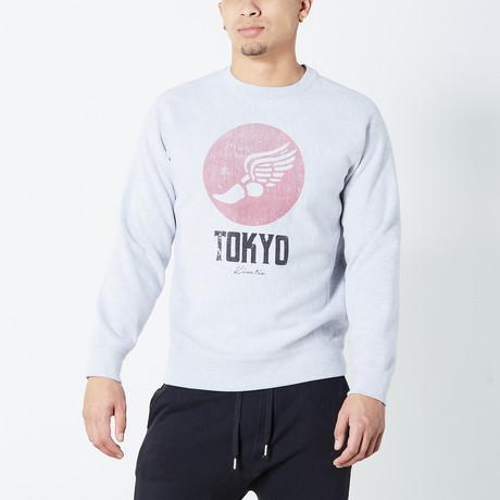 Tokyo Sweater // Gray (S)