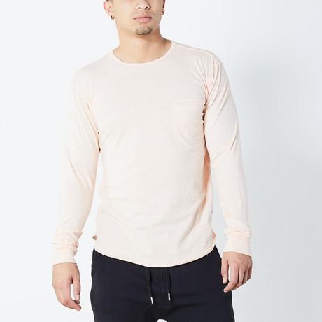 Miramar Long Sleeve Shirt // Pink Lemonade (S)