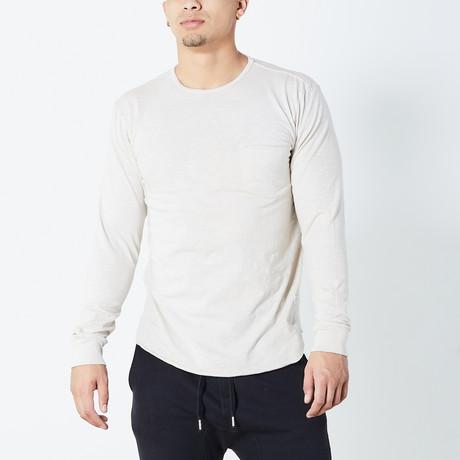 Miramar Long Sleeve Shirt // Oatmeal (S)