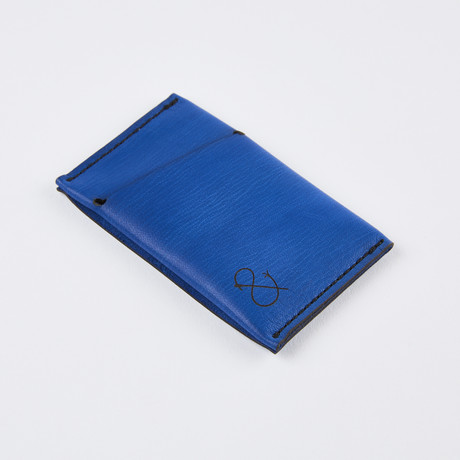 Half Wrap // Electric Blue
