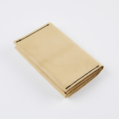Wrap Wallet // All Natural