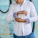 Smith Button-Up Shirt // White (S)