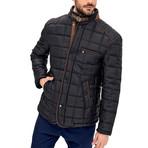 Ronald Coat // Black (3X-Large)