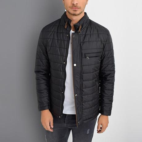 Taylor Coat // Black (Small)